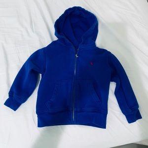 Ralph Lauren Hooded Sweater - Toddler 2T